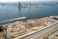 1982 March 17..Redevelopment.Downtown South (R-9)..WATERSIDE.CONSTRUCTION PROGRESS...NEG#.NRHA#..