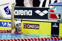 GUNES Viktoria Zeynep TUR<br /> 200 Medley Women Final Gold Medal and New Junior World Record<br /> Day04 28/08/2015 - OCBC Aquatic Center<br /> V FINA World Junior Swimming Championships<br /> Singapore SIN  Aug. 25-30 2015 <br /> Photo A.Masini/Deepbluemedia/Insidefoto