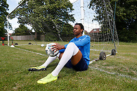 23rd May 2020; United Select HQ, Richings Sports Park, Iver, Bucks, England, United Select HQ exclusive Photo shoot session; Portrait Lucas Sinclair, former Millwall academy
