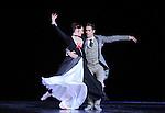 PROUST OU LES INTERMITTENCES DU COEUR (1974)....Choregraphie : PETIT Roland..Lumiere : DESIRE Jean Michel..Costumes : SPINATELLI Luisa..Decors : MICHEL Bernard..Avec :..GRINSZTAJN Eve..RENAUD Alexis..Lieu : Opera Garnier..Compagnie : Ballet National de l'Opera de Paris..Orchestre de l'Opera National de Paris..Ville : Paris..Le : 26 05 2009..© Laurent PAILLIER / photosdedanse.com..All rights reserved