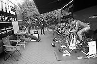 Tour of Belgium 2013.stage 3: iTT..the BMC TT class.