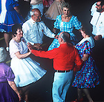 Square Dance Jamboree, Renfro Valley,  Kentucky