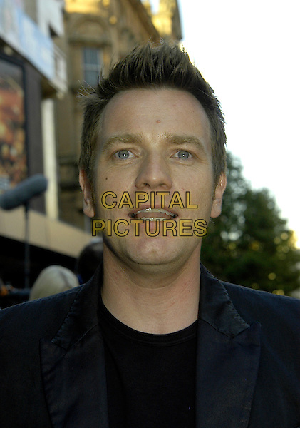 "EWAN McGREGOR.Arrivals - World Premiere of ""Stormbreaker"", Vue West End, Leicester Square, London, UK..July 17th 2006.Ref: IA.headshot portrait .www.capitalpictures.com.sales@capitalpictures.com.©Capital Pictures"