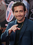 """Jske Gyllenhaal 119 arrives for the premiere of Sony Pictures' """"Spider-Man Far From Home"""" held at TCL Chinese Theatre on June 26, 2019 in Hollywood, California"""