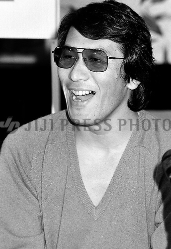 Japan Obituary Actor Kai Ato   Jiji Press Photo