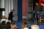 - All My Children's Michael E. Knight came to see fans on November 21, 2009 at Uncle Vinnie's Comedy Club at The Lane Theatre in Staten Island, NY for a VIP Meet and Greet for photos, autographs and a Q & A on stage. (Photo by Sue Coflikn/Max Photos)