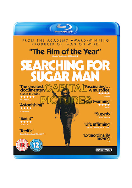 Searching for Sugar Man (2012) <br /> BLU RAY COVER ART<br /> *Filmstill - Editorial Use Only*<br /> CAP/KFS<br /> Image supplied by Capital Pictures