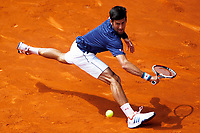 MADRID OPEN TENNIS 2017. ALMAGRO v DJOKOVIC.
