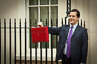 George Osborne, Chancellor of the Exchequer - 2011<br />