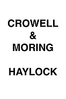 Crowell & Moring Haylock