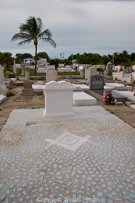 Historic Key West Cemetery.