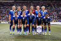 USWNT vs Brazil, October 21, 2015