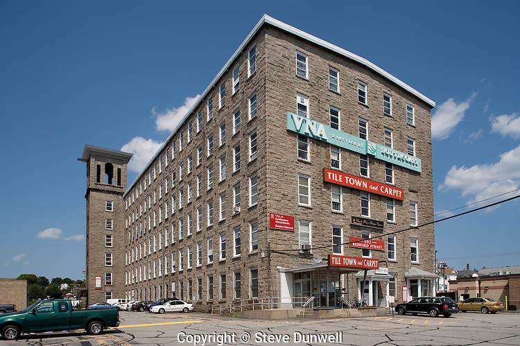 Pepperell Mill, Fall River, MA