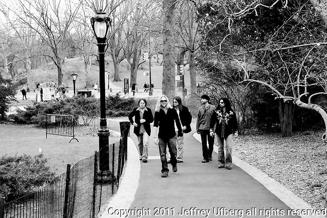 Shoot Central Park