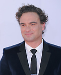 Johnny Galecki at The 64th Anual Primetime Emmy Awards held at Nokia Theatre L.A. Live in Los Angeles, California on September  23,2012                                                                   Copyright 2012 Hollywood Press Agency