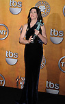 LOS ANGELES, CA. - January 23: Julianna Margulies poses in the press room at the 16th Annual Screen Actors Guild Awards held at The Shrine Auditorium on January 23, 2010 in Los Angeles, California.