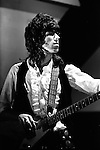 Rolling Stones 1971 Keith Richards on Top Of The Pops