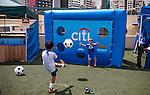 Branding at Stadium - HKFC Citibank Soccer Sevens 2014