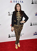 LOS ANGELES, CA - FEBRUARY 08: Emily Lazar attends MusiCares Person of the Year honoring Dolly Parton at Los Angeles Convention Center on February 8, 2019 in Los Angeles, California.<br /> CAP/ROT/TM<br /> &copy;TM/ROT/Capital Pictures