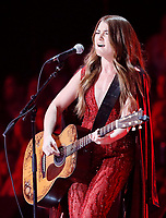 NASHVILLE, TN - JUNE 5: Tenille Townes performs on the 2019 CMT Music Awards at Bridgestone Arena on June 5, 2019 in Nashville, Tennessee. (Photo by Frederick Breedon/PictureGroup)
