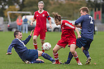 Sway FC Reserves VS Westover Bournemouth FC - Poole Bay Cup