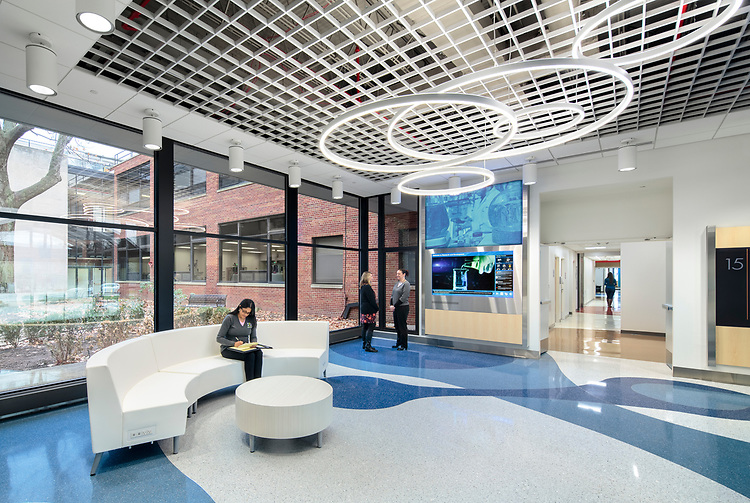Confidential Client Headquarters Renovation | Hasenstab Architects
