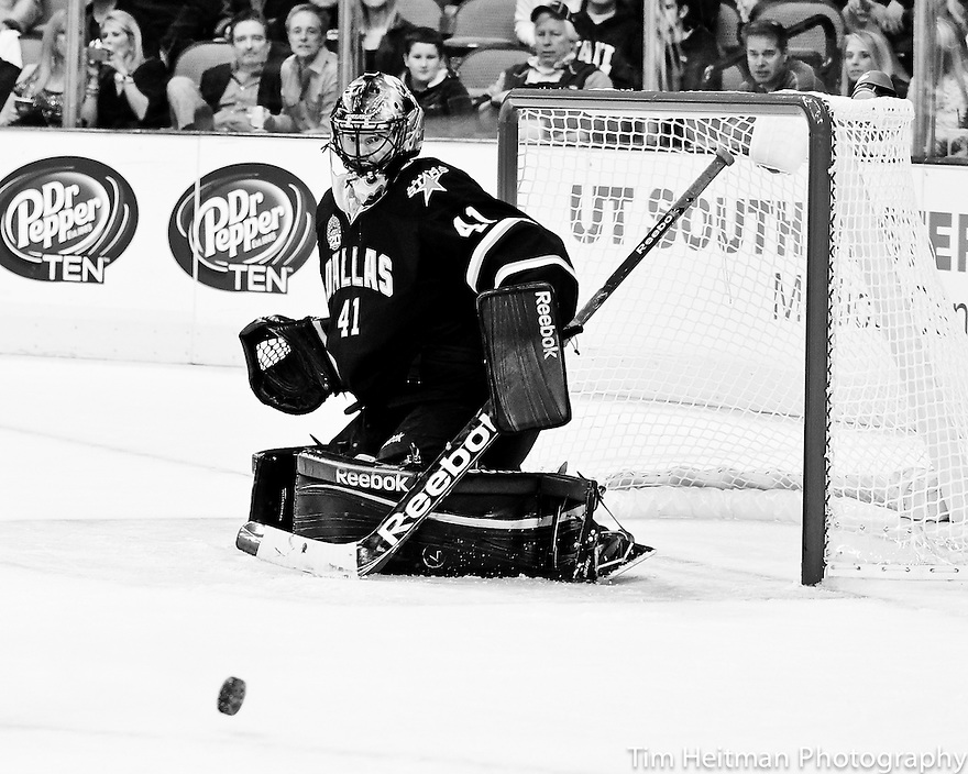 Jan 26, 2013; Dallas, TX, USA;  St. Louis Blues at Dallas Stars