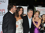"HOLLYWOOD, CA. - November 03: Kirk Jones, Kate Beckinsale, Robert De Niro and Drew Barrymore arrive at the AFI FEST 2009 Screening Of Miramax's ""Everbody's Fine"" on November 3, 2009 in Hollywood, California."