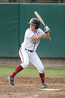 7 March 2008: Stanford Cardinal Anna Beardman during Stanford's 9-1 win against the Charleston Cougars in the Stanford Classic at the Boyd and Jill Smith Family Stadium in Stanford, CA.