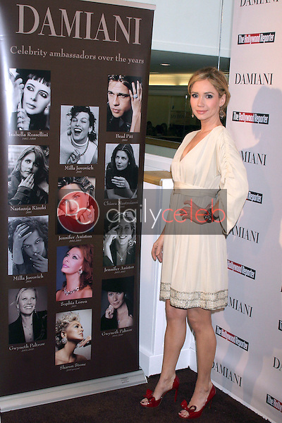 Ashley Jones<br /> at the Power 100 Women in Entertainment Coctail Party, thrown by Damiani Diamonds and the Hollywood Reporter, Private Location, Los Angeles, CA. 12-03-09<br /> David Edwards/Dailyceleb.com 818-249-4998