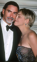 Phil Bronstein Sharon Stone 1999<br /> John Barrett/PHOTOlink.net