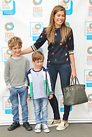 Sophie Stanbury and kids at the In Kind Direct's 20th Birthday Celebration picnic garden party, Ranelagh Gardens, The Royal Hospital, Chelsea, London, England, UK, on Tuesday 08 August 2017.<br /> CAP/CAN<br /> &copy;CAN/Capital Pictures
