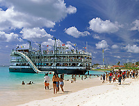 BRB, Barbados, Carlisle Bay: Ausflugsziel der Harbour Master Cruises | BRB, Barbados, Carlisle Bay: Harbour Master Cruises
