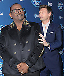 Ryan Seacrest and Randy Jackson at AMERICAN IDOL PREMIERE EVENT held at Royce Hall at UCLA in Westwood, California on January 09,2013                                                                   Copyright 2013 Hollywood Press Agency
