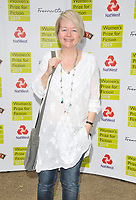 Sarah Waters at the Women's Prize for Fiction Awards 2019, Bedford Square Gardens, Bedford Square, London, England, UK, on Wednesday 05th June 2019.<br /> CAP/CAN<br /> ©CAN/Capital Pictures