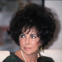 Elizabeth Taylor 1993<br /> Photo By John Barrett/PHOTOlink