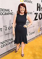 "BEVERLY HILLS - MAY 9: Kate Flannery attends the L.A. premiere of National Geographic's 3-Night Limited Series ""The Hot Zone"" at the Samuel Goldwyn Theater on May 9, 2019 in Beverly Hills, California. The Hot Zone premieres Monday, May 27, 9/8c. (Photo by Frank Micelotta/National Geographic/PictureGroup)"