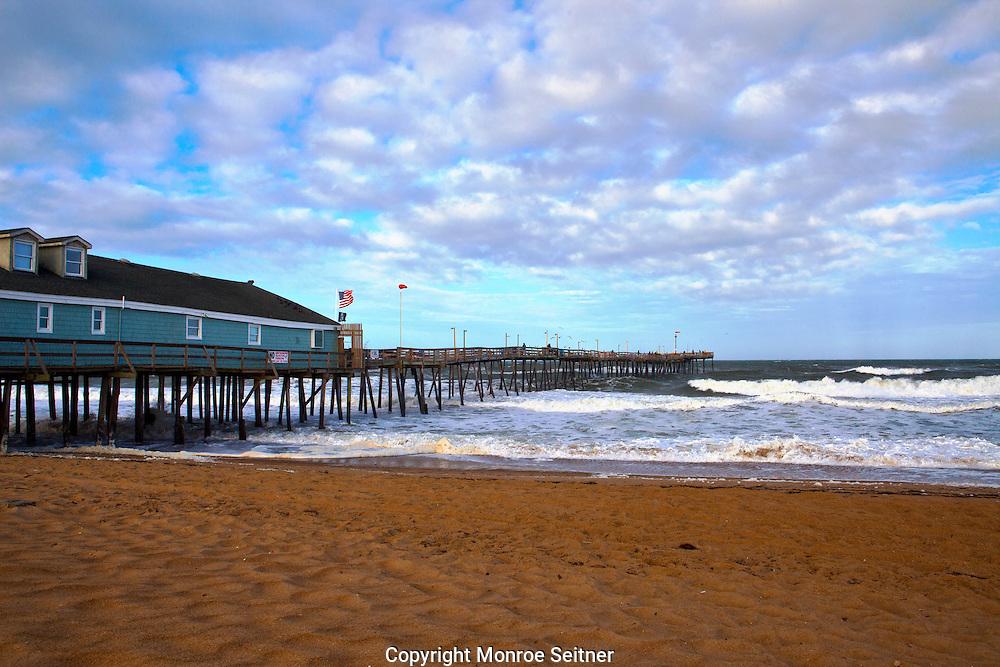 Avalon Pier | Monroe Seitner Photography com