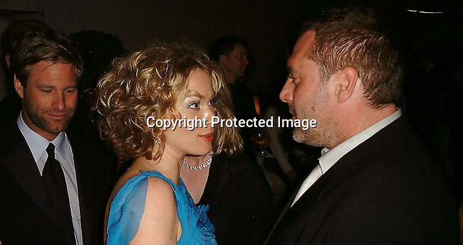 Lauren Holly &amp; Tom Sizemore<br />2000 Vanity Fair Post Oscar Party<br />Morton's Restaurant<br />Los Angeles, California, USA<br />March 26, 2000<br />Photo by Celebrityvibe.com