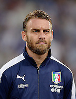 Fussball International  WM Qualifikation 2014   10.09.2013 Italien - Tschechien Daniele De Rossi (Italien)