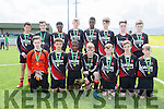 Tom Hayes U14 Cup Final winners Park A at Mounthawk Park on Saturday against Ballyhar