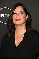 WEST HOLLYWOOD, CA - JANUARY 9: Marcia Gay Harden, at the Lifetime Winter Movies Mixer at Studio 4 at The Andaz Hotel in West Hollywood, California on January 9, 2019. Credit:Faye Sadou/MediaPunch