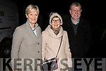 Mary Daly (Knockmoyle), Josephine Griffin and James Daly attending the annual Dawn Mass in Annagh Graveyard on Easter Sunday morning.