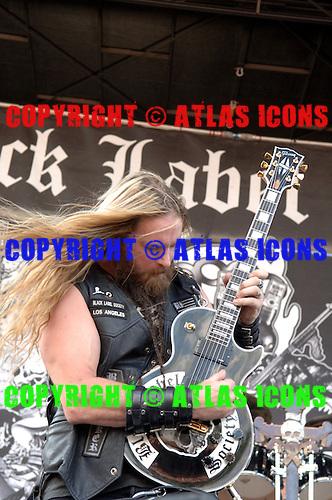 Zakk Wylde; <br /> Photo Credit: Eddie Malluk/Atlas Icons.com