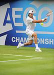 Simone Bolelli (ITA) vs. Gilles Simon (FRA 4-6, 6-3, 7-6.