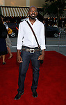 "Actor Romany Malco arrives at the Premiere of Columbia Pictures' ""Step Brothers"" at the Mann Village Theater on July 15, 2008 in Los Angeles, California."