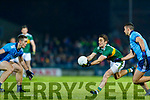 Stephen O'Brien Kerry in action against Brian Fenton Dublin during the Allianz Football League Division 1 Round 3 match between Kerry and Dublin at Austin Stack Park in Tralee, Kerry on Saturday night.