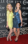 Aj Michaalka and Aly Michalka arriving at 'ELLE 5th Annual Women In Music Concert Celebration' held at the Avalon Los Angeles, CA. April 22, 2014.
