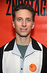 Adam Shenkman attends the Second Stage Theatre 2018 Bowling Classic at Lucky Strike  on February 12, 2018 in New York City.
