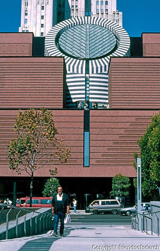 No. California: San Francisco Museum of Modern Art.